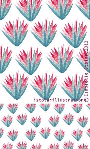pattern  plante r