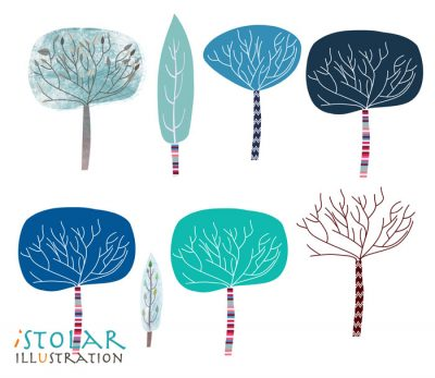arbres divers 5