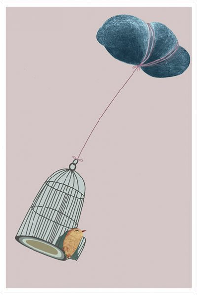 flying cage