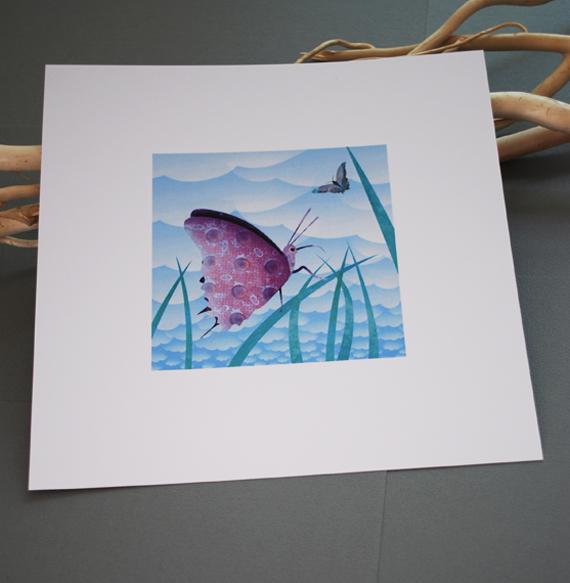 butterflies papier 2