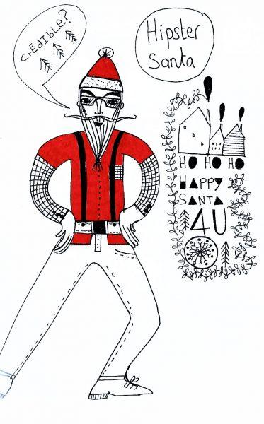 hipster 2 noel D 2