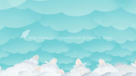 nuages mouton