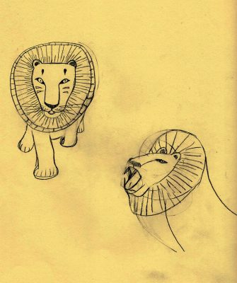 lion lion scan