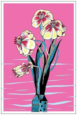 carte maison vase 15